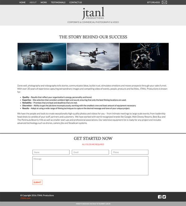 JTANL Productions